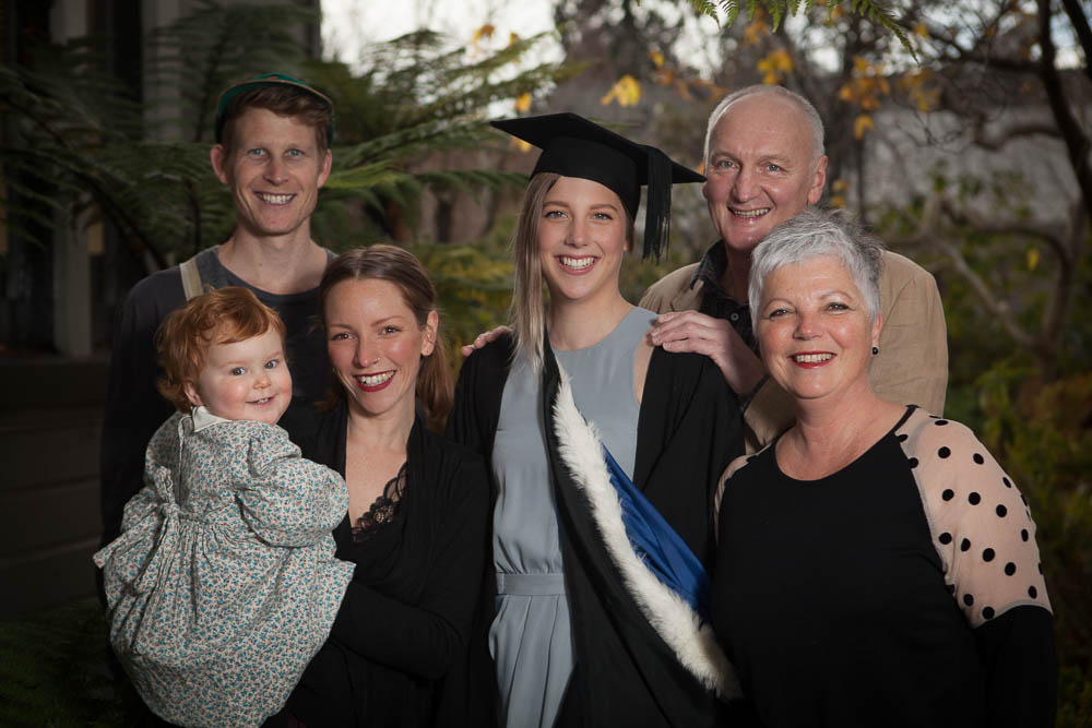 Beentjes Family Grad (1 of 1)