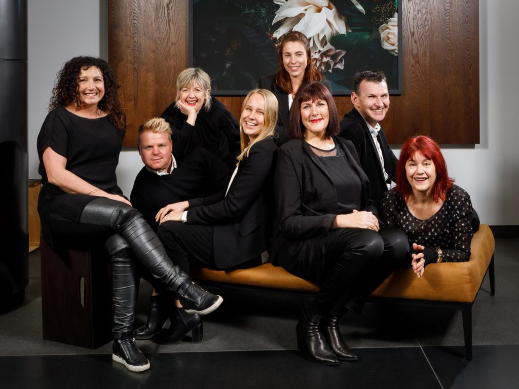 Mediaworks Otago Sales Group photography