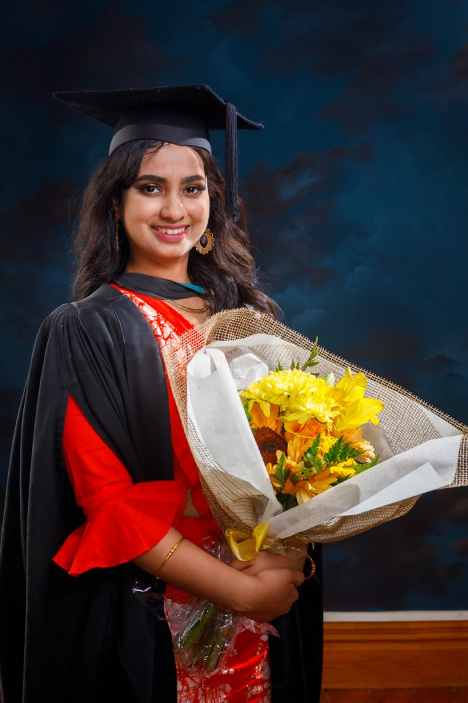 Otago graduation photo